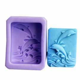 Silikonová forma na mýdlo 249
