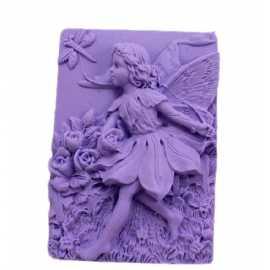 Silikonová forma na mýdlo 289