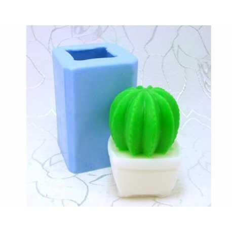 Silikonová forma na mýdlo a svíčku