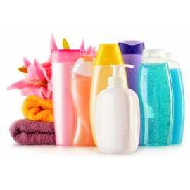 Sada na výrobu tekutého mýdla a šampónu