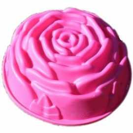 Silikonová forma na mýdlo růžička II.