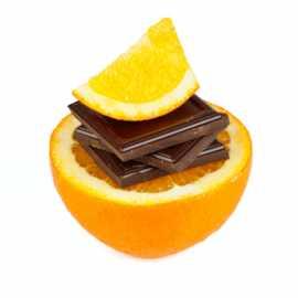 Čokoláda s pomerančem 10ml