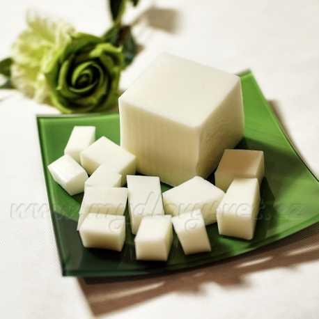 Mýdlová hmota s bambuckým máslem 0,5kg