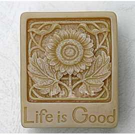 Silikonová forma na mýdlo LIFE IS GOOD