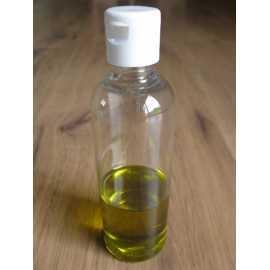 PET láhev s odklápěcím uzávěrem 100 ml