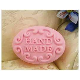 Silikonová forma na mýdlo Hand made II.