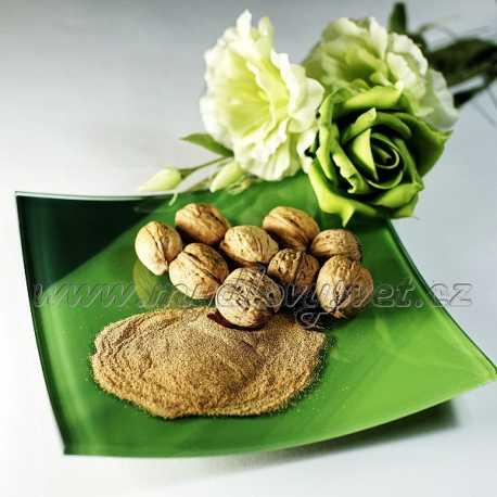 Peelingový prášek z ořechových skořápek 10g