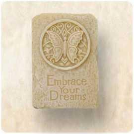 Silikonová forma na mýdlo EMBRACE YOUR DREAMS