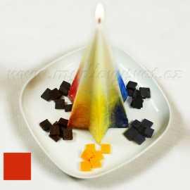 Barva na svíčky - červená 5g