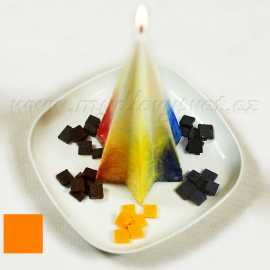Barva na svíčky - meruňková 5g