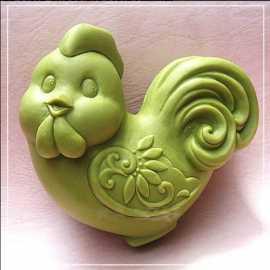 Silikonová forma na mýdlo kohoutek