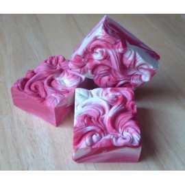 Silikonová forma na mýdlo vlny