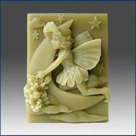 Silikonová forma na mýdlo skřítek II.