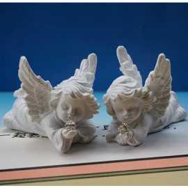 Silikonová forma na mýdlo 3D andílek II.