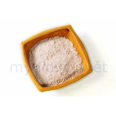 Přírodní kosmetický jíl růžový 100g