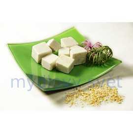 Mýdlová hmota s ovesnými vločkami a bambuckým máslem 0,5kg