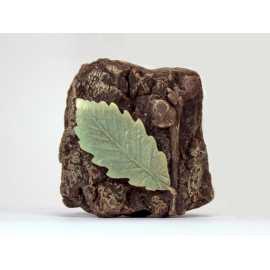 Silikonová forma na mýdlo dubový proutek