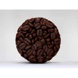 Silikonová forma na mýdlo zrnková káva