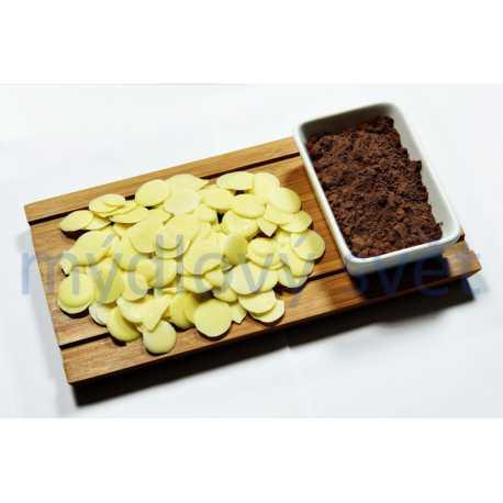 Kakaové máslo 1 kg