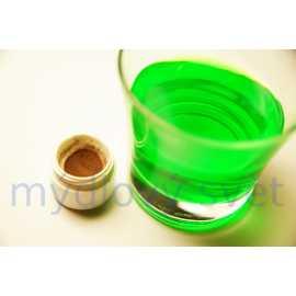 Prášková neonová barva zelená 5g