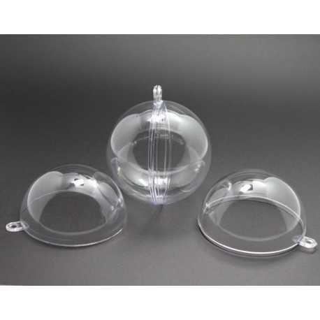 Plastová forma na šumivé bomby do koupele 5cm