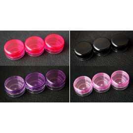 Kosmetická dóza kruhová 3 g