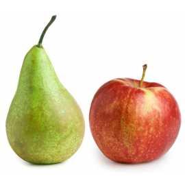 Jablko + hruška 10ml