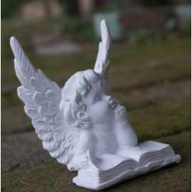 Silikonová forma na mýdlo a svíčku 3D andílek III.