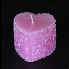 Silikonová forma na svíčku LOVE