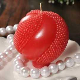 Silikonová forma na svíčku perličková koule II.
