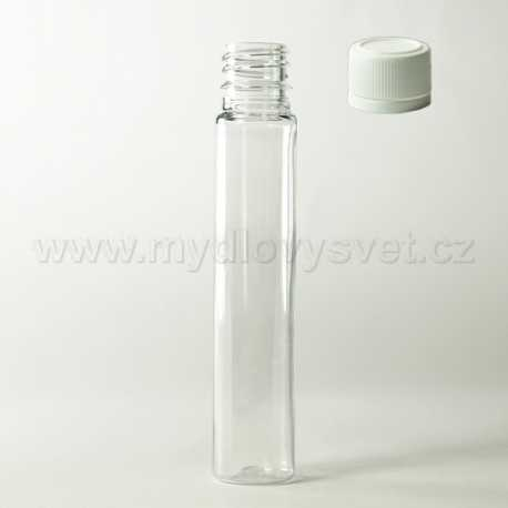 PET lahvička 25 ml + uzávěr G18