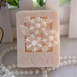 Silikonová forma na mýdlo SOAP II.