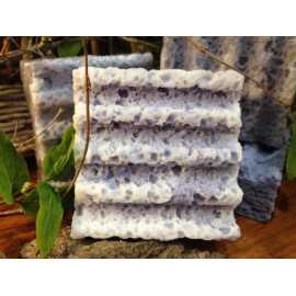 Silikonová forma na mýdlo travertín