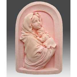 Silikonová forma na mýdlo matka a dítě IV.