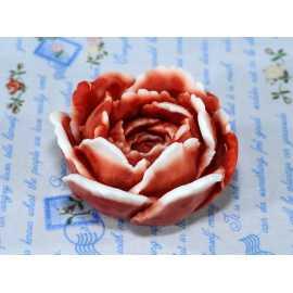 Silikonová forma na mýdlo a svíčku 3D růže IV.