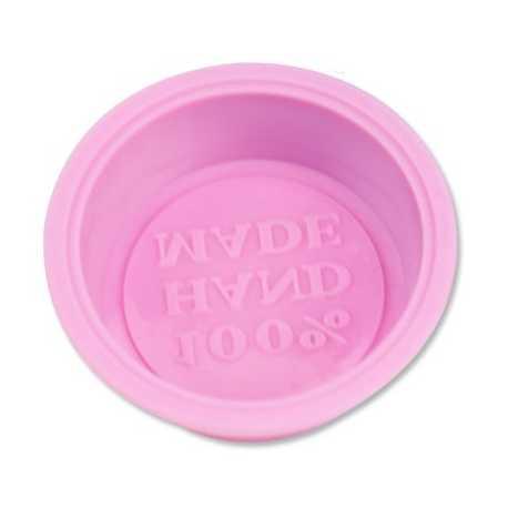 Silikonová forma na mýdlo HAND MADE IV.