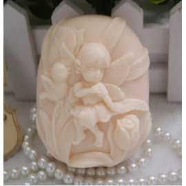 Silikonová forma na mýdlo malá víla II.