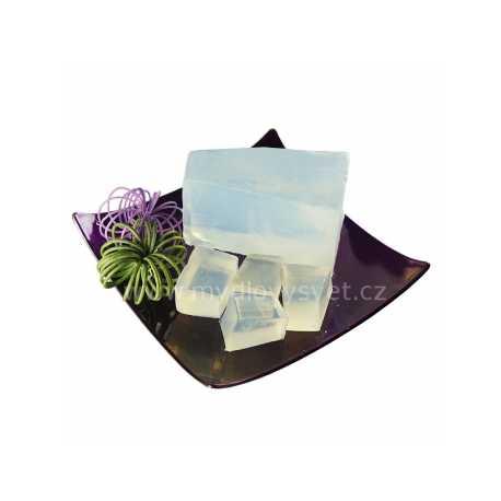 Mýdlová hmota Crystal NS (nerosící), 1kg
