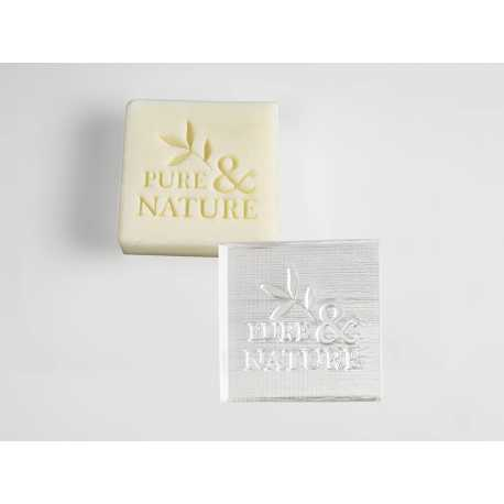 Razítko na mýdlo HAND MADE SOAP