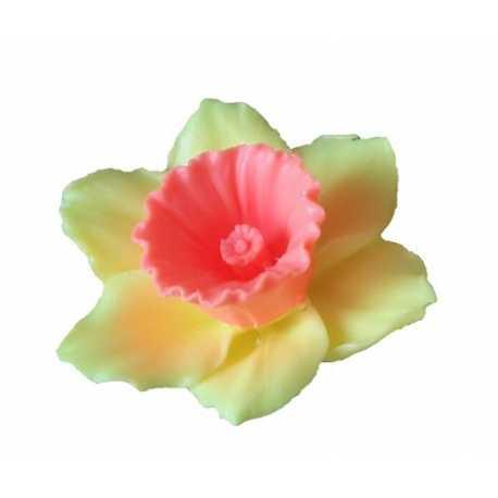 Silikonová forma na mýdlo a svíčku 3D květ IV.