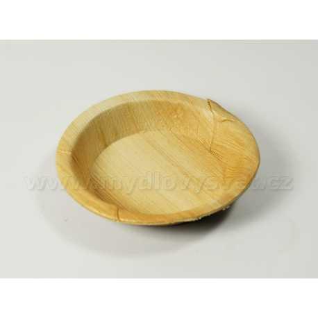 Palmový tácek kruh pr. 15cm