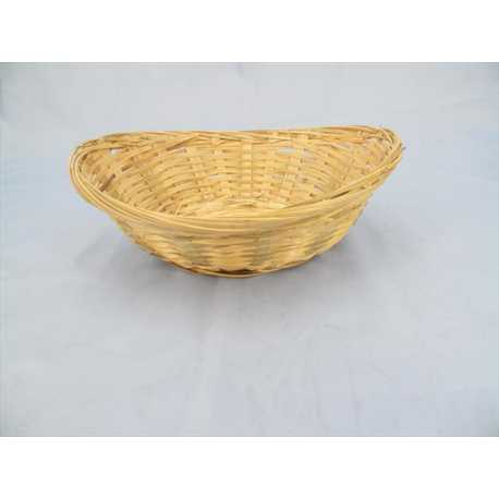 Bambusová miska ovál