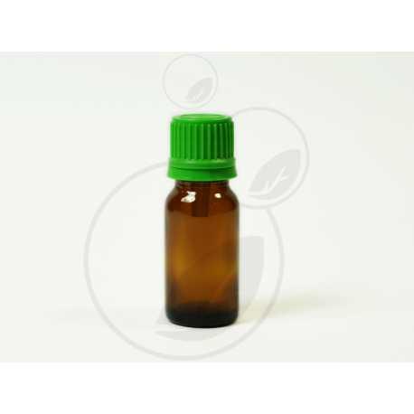 Skleněná lahvička 10 ml + uzávěr s kapátkem
