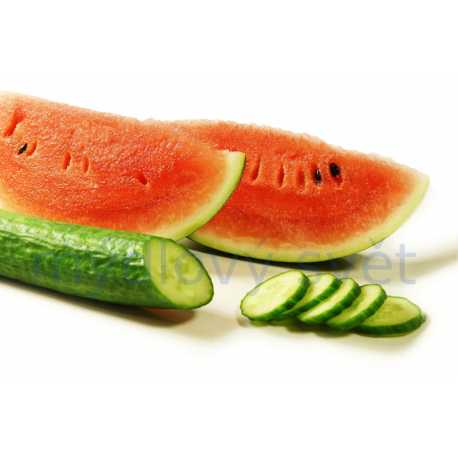 Okurka + meloun 35ml