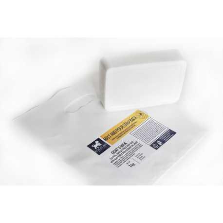 Mýdlová hmota FORBURY s kozím mlékem bez SLS 1kg