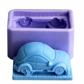 Silikonová forma na mýdlo auto